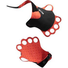 Red Chili Jamrock Climbing Gloves, zwart/rood